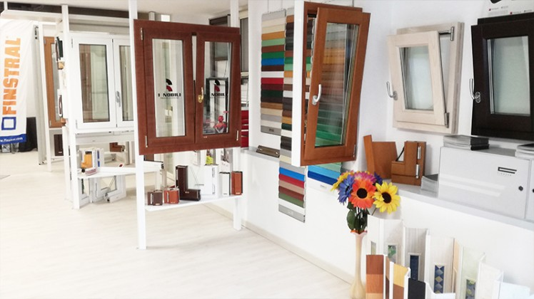 Showroom - Edil Ser