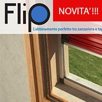 FLIP - La zanzariera rivoluzionaria