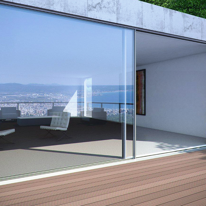 Infissi porte e finestre pvc alluminio edil ser infissi - Porta scorrevole alluminio ...