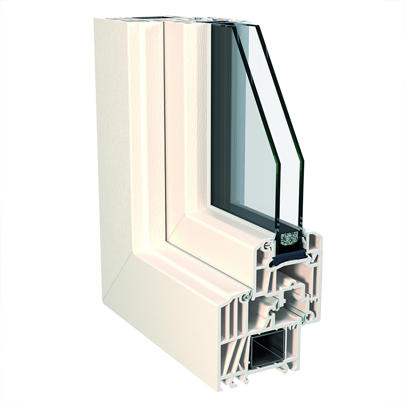 Sistema top 72 edil ser serramenti torino - Finestre pvc milano ...