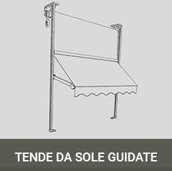 Tende da Sole guidate